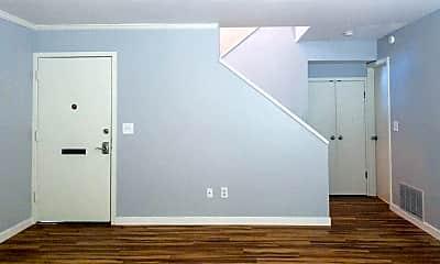 Bedroom, 711 D St, 1