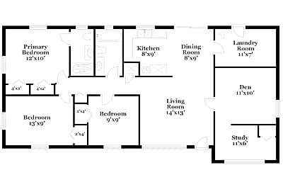 Building, 358 Sonora Dr, 1