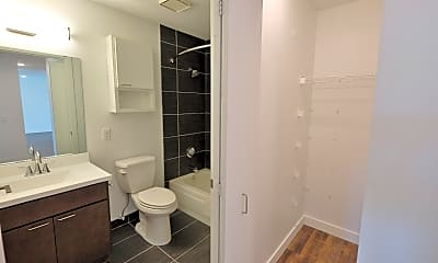 Bathroom, The Markham, 2