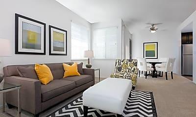 Living Room, Aviare, 1