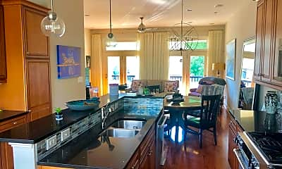Kitchen, 530 John Haywood Way, 1