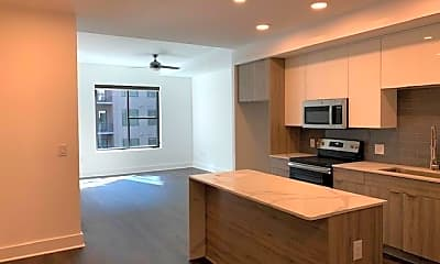 Kitchen, 1777 Peachtree St NE 806, 1