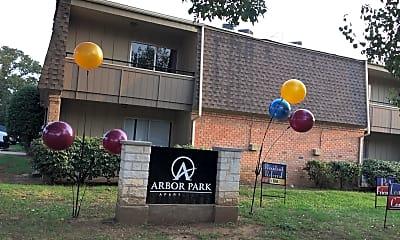 Arbor Park Apartments, 1