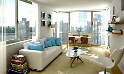 Living Room, 300 W 37th St, 1