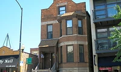Building, 2037 N Damen Ave., 2