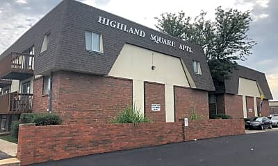 Highland Square Apartments, 0