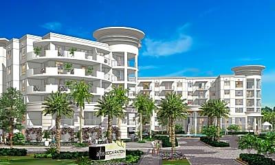 Building, 10X Living at Boca, 0