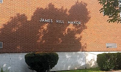 James Hill Manor Apartments, 1