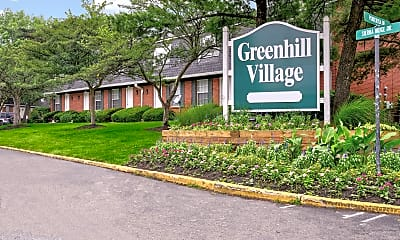Community Signage, Greenhill Village &The Great North Woods, 2