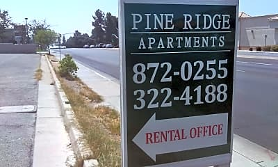 Pine Ridge Apartments, 1
