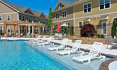 Pool, 3920 Ivy Summit Ct Unit #1, 1