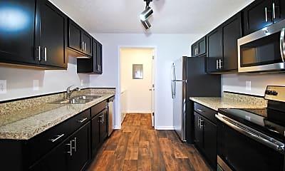 Kitchen, Beacon Lake Apartments, 0