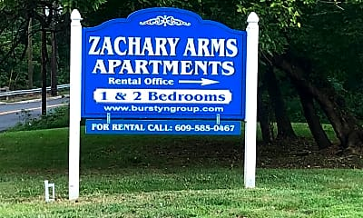 Zachary Arms Apartments, 1