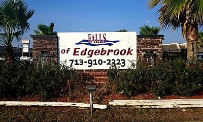 Falls of Edgebrook, 1