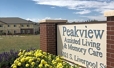 Peakview Assisted Living & Memory Care, 1