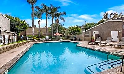 Pool, Heritage Village Anaheim, 0