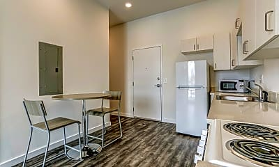 Kitchen, Main608 - Per Bed Leases, 1