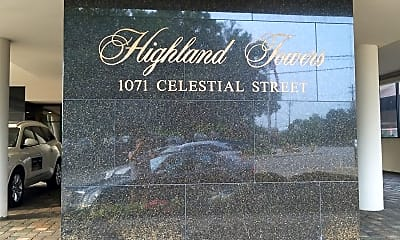 Highland Towers, 1