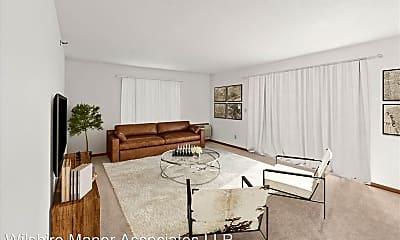 Living Room, 7930 Harwood Ave, 2