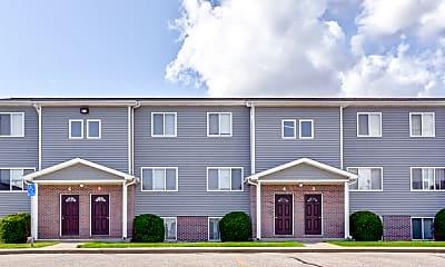 Building, Tallgrass Apartments, 1