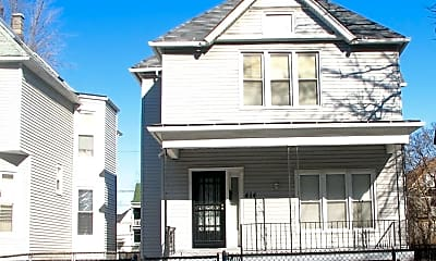 Building, 414 W Englewood Ave, 1