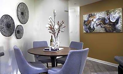 Dining Room, Solana Ridge, 1