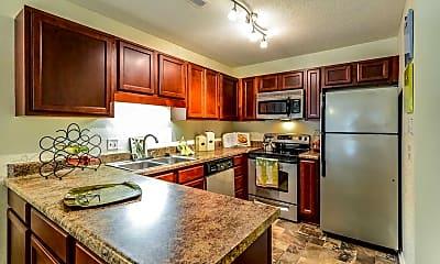 Kitchen, Livingston at Laurel Hills, 2