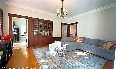 Living Room, 164 Waverley St, 1