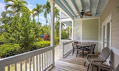 Patio / Deck, 36 Coral Way, 1