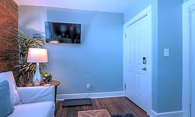 Living Room, 3809 Mercier St, 1