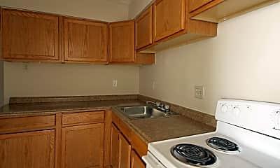 Kitchen, Sarvis Court, 0