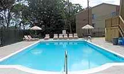 Pool, The Summit Apartments, 1