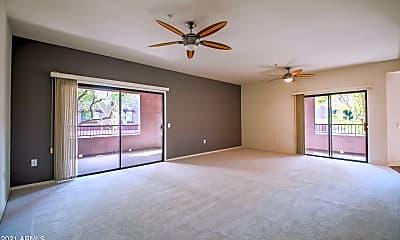 Living Room, 9555 E Raintree Dr 2028, 0