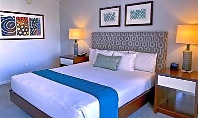 Bedroom, 1777 Ala Moana Blvd 2303, 1