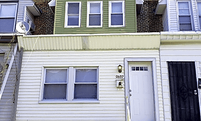 Building, 2657 Carroll St, 0
