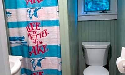 Bathroom, 154 S Shore Dr, 2