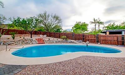Pool, 8250 E Rockgate Rd, 2