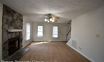 Living Room, 202 Cobblestone Ct, 1