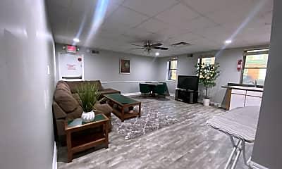 Living Room, 1223 E Carson St, 1