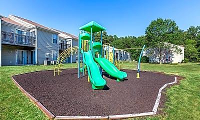 Playground, Pinetree Apartments, 1