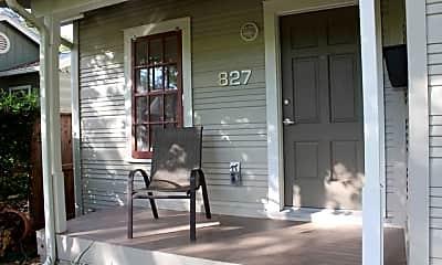Patio / Deck, 827 E Magnolia Ave, 0