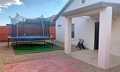 Patio / Deck, 7048 Chaco St, 2