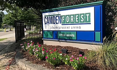Camden Forest Apartments, 1