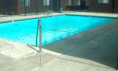Pool, Serramonte Park Apartments, 1