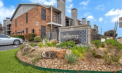 Community Signage, Belterra Apartments, 0