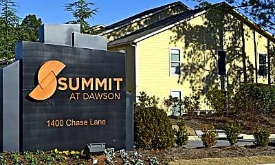 Community Signage, Bloom at Dawson, 2
