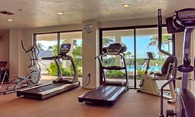 Fitness Weight Room, 1 Benjamin Franklin Dr 22, 2