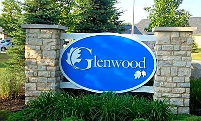 Community Signage, Apartments At Glenwood, 0