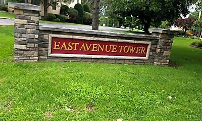 East Avenue Towers, 1