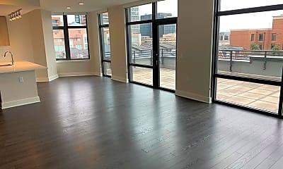 Living Room, 4901 Montgomery Ln VARIES, 0